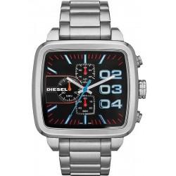 Orologio da Uomo Diesel Double Down Square DZ4301 Cronografo