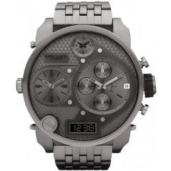 Orologio da Uomo Diesel Mr. Daddy Cronografo 4 Fusi Orari DZ7247