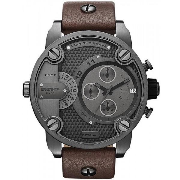 Comprare Orologio da Uomo Diesel Little Daddy Cronografo Dual Time DZ7258