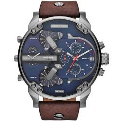 Orologio da Uomo Diesel Mr. Daddy 2.0 Cronografo 4 Fusi Orari DZ7314