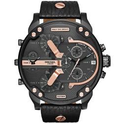 Orologio da Uomo Diesel Mr. Daddy 2.0 DZ7350 Cronografo 4 Fusi Orari