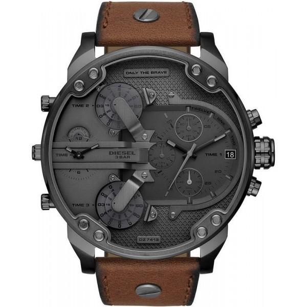 Comprare Orologio da Uomo Diesel Mr. Daddy 2.0 Cronografo 4 Fusi Orari DZ7413