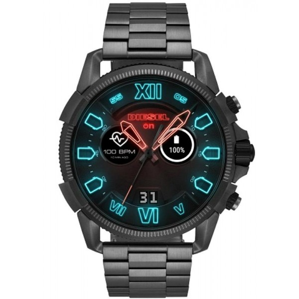 Comprare Orologio da Uomo Diesel On Full Guard 2.5 DZT2011 Smartwatch