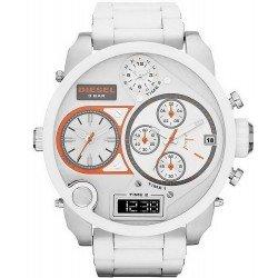 Orologio da Uomo Diesel Mr. Daddy DZ7277 Cronografo 4 Fusi Orari