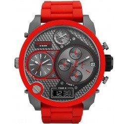 Orologio da Uomo Diesel Mr. Daddy DZ7279 Cronografo 4 Fusi Orari