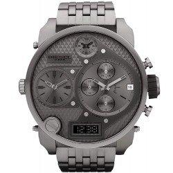 Orologio da Uomo Diesel Mr. Daddy DZ7247 Cronografo 4 Fusi Orari