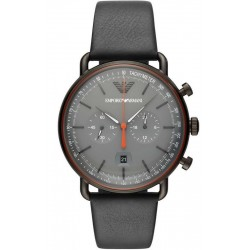 Comprare Orologio Emporio Armani Uomo Aviator AR11168 Cronografo