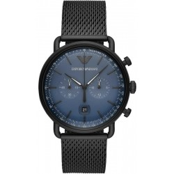 Comprare Orologio Emporio Armani Uomo Aviator Cronografo AR11201