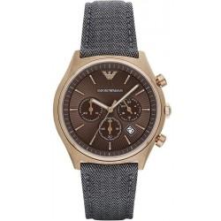 Comprare Orologio Emporio Armani Uomo Zeta AR1976 Cronografo