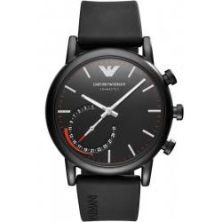 Orologio Emporio Armani Connected Uomo Luigi ART3010 Hybrid Smartwatch