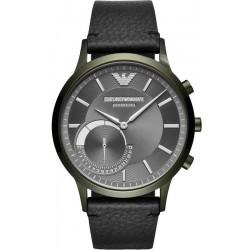 Orologio Emporio Armani Connected Uomo Renato ART3021 Hybrid Smartwatch