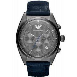 Orologio Emporio Armani Uomo Franco AR1650 Cronografo