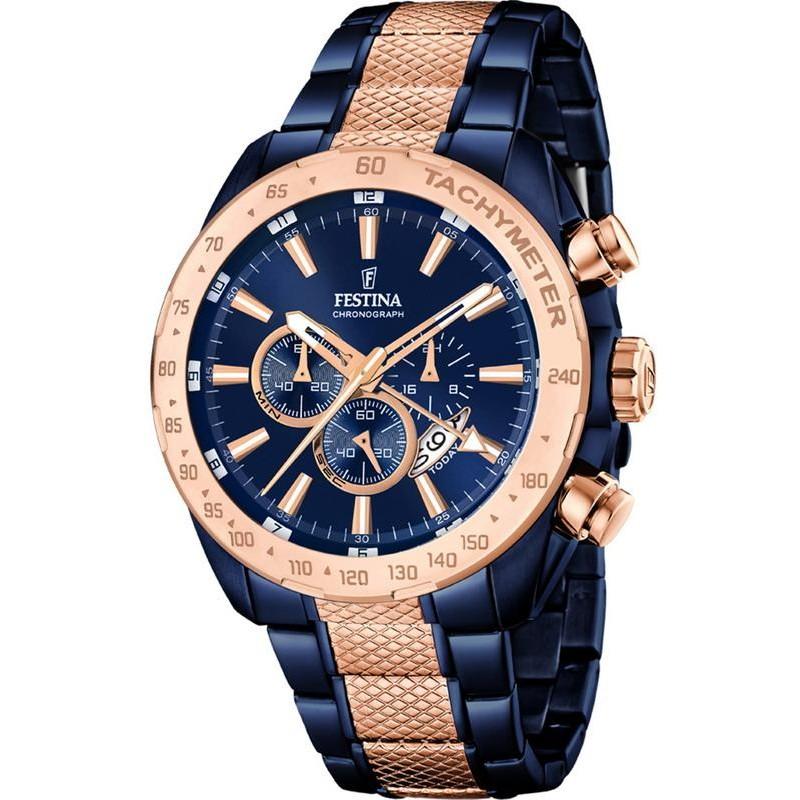 comprare on line 27bda ff20a Orologio Festina Uomo Prestige Cronografo Quartz F16886/1