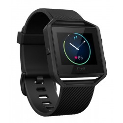 Comprare Orologio Unisex Fitbit Blaze Special Edition L Smart Fitness Watch FB502GMBKL-EU