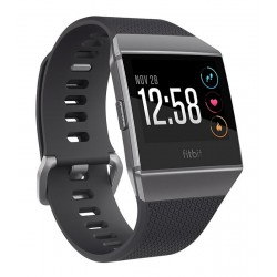 Orologio Unisex Fitbit Ionic Fitness Smartwatch FB503GYBK-EU