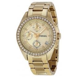 Comprare Orologio da Donna Fossil Decker ES2683 Cronografo Quartz