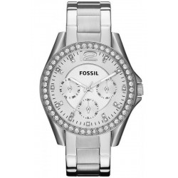 Orologio da Donna Fossil Riley ES3202 Multifunzione Quartz