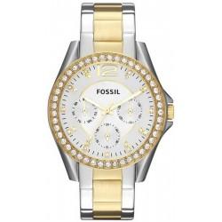 Comprare Orologio da Donna Fossil Riley ES3204 Multifunzione Quartz