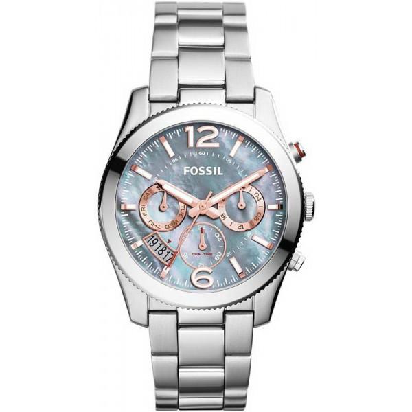 Comprare Orologio da Donna Fossil Perfect Boyfriend Multifunzione Quartz ES3880