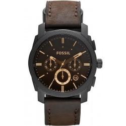 Orologio da Uomo Fossil Machine FS4656 Cronografo Quartz