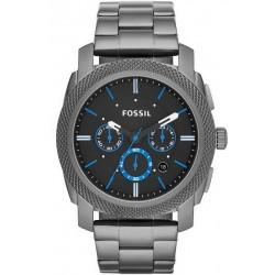 Orologio da Uomo Fossil Machine FS4931 Cronografo Quartz
