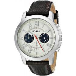 Orologio da Uomo Fossil Grant FS5021 Cronografo Quartz