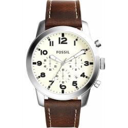 Orologio da Uomo Fossil Pilot 54 FS5146 Cronografo Quartz