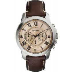 Orologio da Uomo Fossil Grant FS5152 Cronografo Quartz