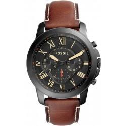 Comprare Orologio da Uomo Fossil Grant FS5241 Cronografo Quartz