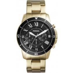 Orologio da Uomo Fossil Grant Sport FS5267 Cronografo Quartz