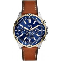 Comprare Orologio da Uomo Fossil Garrett Cronografo Quartz FS5625