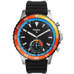 Orologio da Uomo Fossil Q Crewmaster Hybrid Smartwatch FTW1124