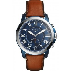 Orologio da Uomo Fossil Q Grant Hybrid Smartwatch FTW1147