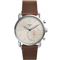 Orologio da Uomo Fossil Q Commuter FTW1150 Hybrid Smartwatch