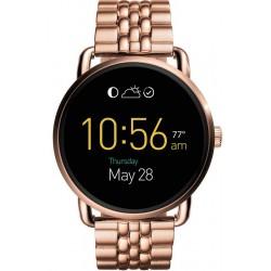 Comprare Orologio da Donna Fossil Q Wander Smartwatch FTW2112