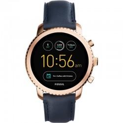 Orologio da Uomo Fossil Q Explorist FTW4002 Smartwatch