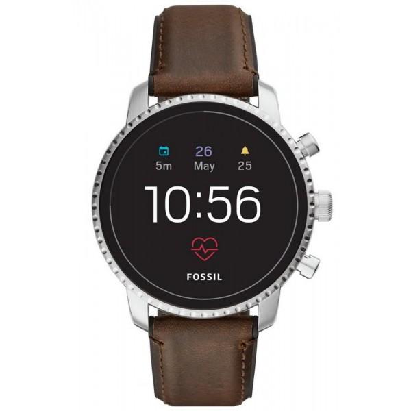 Comprare Orologio da Uomo Fossil Q Explorist FTW4015 Smartwatch
