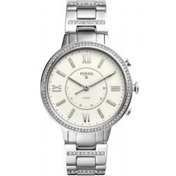Orologio da Donna Fossil Q Virginia FTW5009 Hybrid Smartwatch