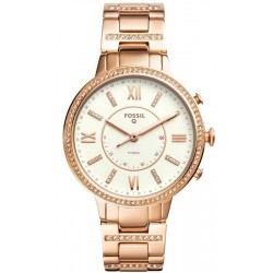 Comprare Orologio da Donna Fossil Q Virginia Hybrid Smartwatch FTW5010