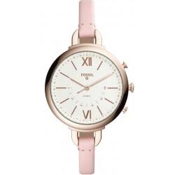 Comprare Orologio da Donna Fossil Q Annette Hybrid Smartwatch FTW5023