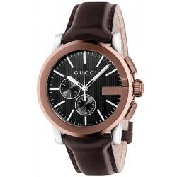 Comprare Orologio Gucci Uomo G-Chrono XL YA101202 Cronografo Quartz