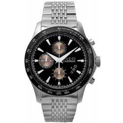 Comprare Orologio Gucci Uomo G-Timeless XL YA126214 Cronografo Automatico