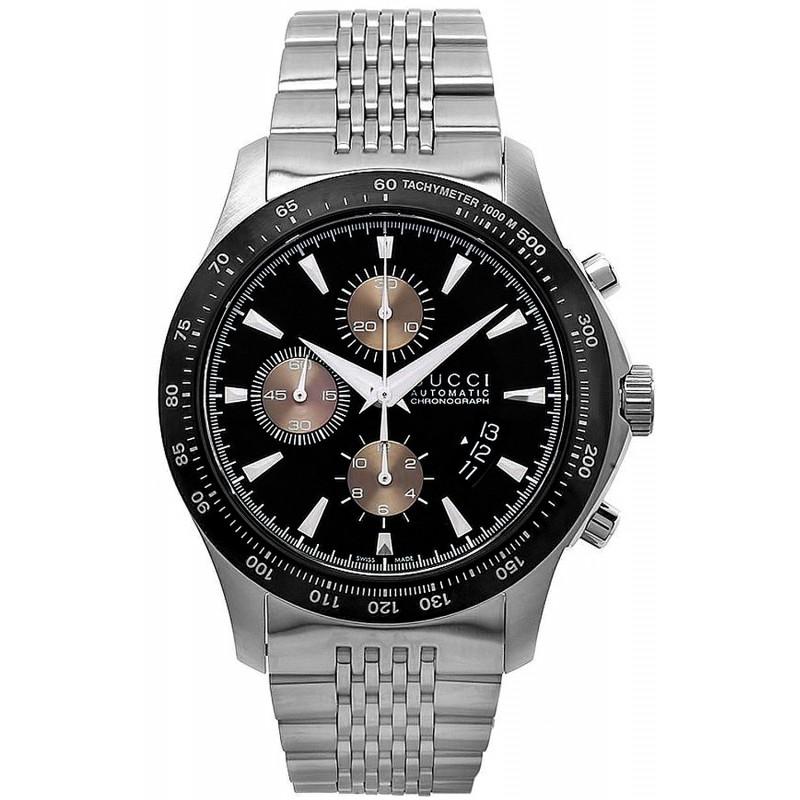 taglia 40 7a42e f282b Orologio Gucci Uomo G-Timeless XL YA126214 Cronografo Automatico