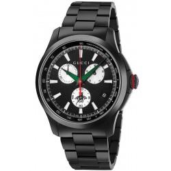 Comprare Orologio Gucci Uomo G-Timeless XL YA126268 Cronografo Quartz