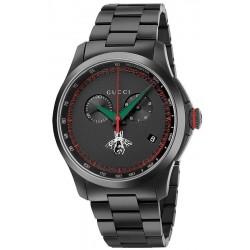 Orologio Gucci Uomo G-Timeless Extra Large YA126269 Cronografo Quartz