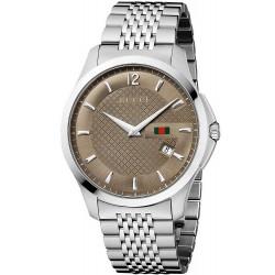 Comprare Orologio Gucci Uomo G-Timeless YA126310 Quartz
