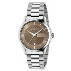 Orologio Gucci Unisex G-Timeless Medium YA126445 Quartz
