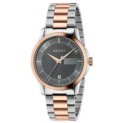 Orologio Gucci Unisex G-Timeless Medium YA126446 Quartz