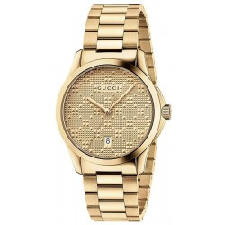 Orologio Gucci Unisex G-Timeless Medium YA126461 Quartz