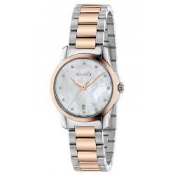 Comprare Orologio Gucci Donna G-Timeless Small YA126544 Quartz